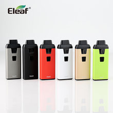 Kit de inicio Original Eleaf iCare 2 con batería incorporada de 650 mAh 2 mL atomizador IC ohm bobina de cabeza cigarrillo electrónico vape Kit(China)