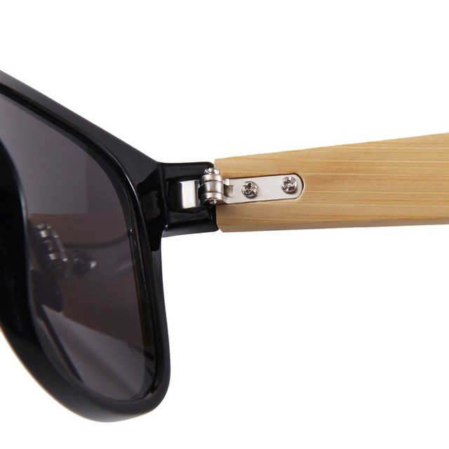 Bamboo Sunglasses Travel Goggles Vintage Wooden Leg Eyeglasses Fashion Brand Design 5