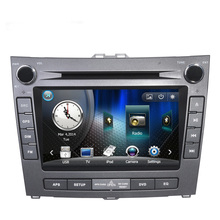 Free Shipping Wince 6.0 New Car DVD Player with GPS Navigation System For BYD L3 with Bluetooth Steering wheel control RDS Ipod