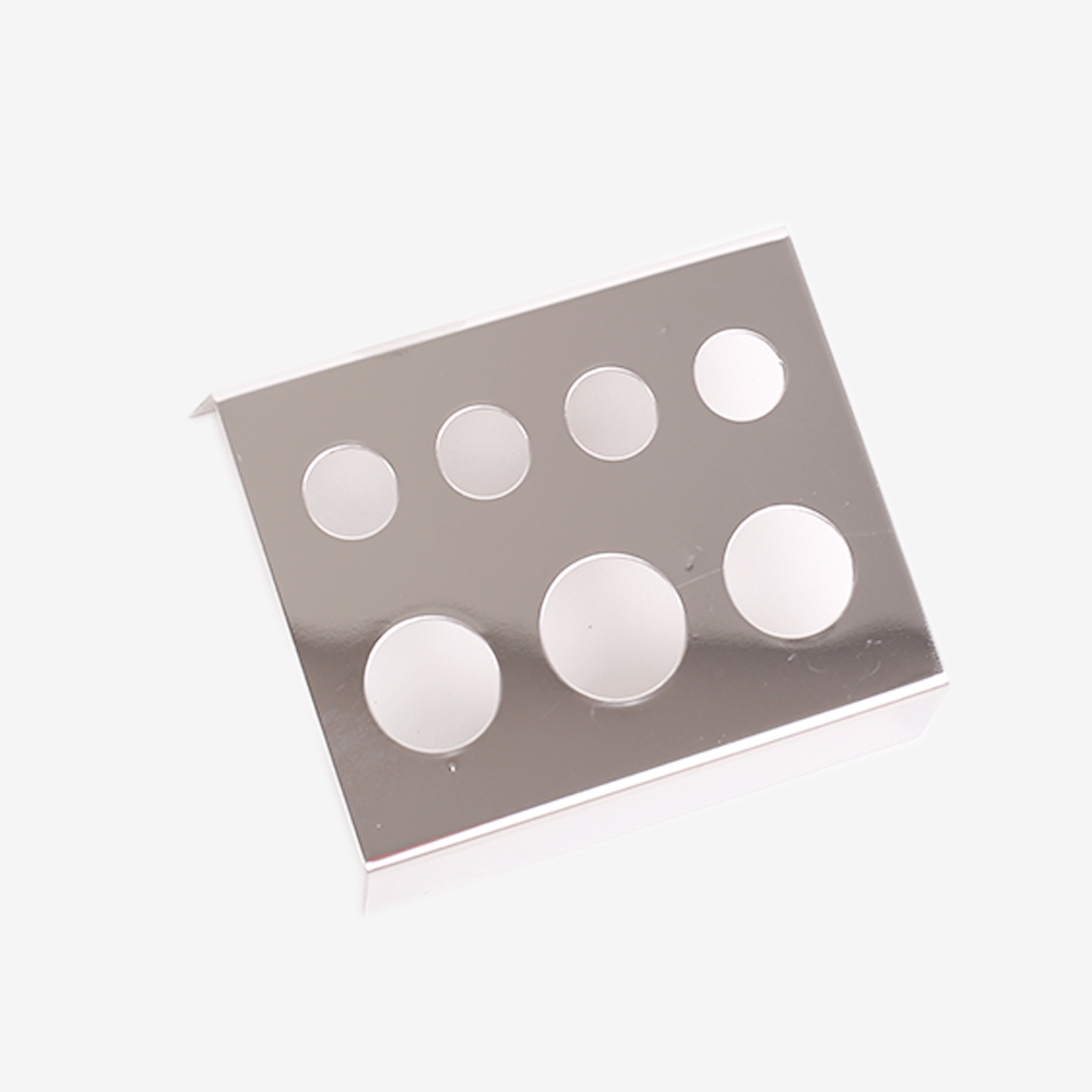 Image 5 - 6/7/8 Holes Pigment Container Stand Tattoo Accessories Supplies Stainless Steel tattoo permanent makeup Ink Cup Holder IBCH024-in Tattoo accesories from Beauty & Health