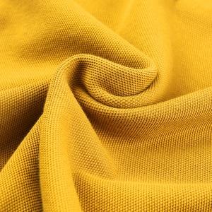 Image 5 - 2020 nuovi marchi di moda Polo da uomo 100% cotone estate Slim Fit manica corta tinta unita ragazzi Polo abbigliamento Casual da uomo