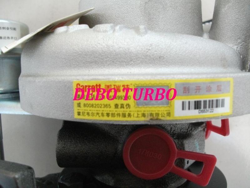 NUEVO GENUINO TB25 471169-5006 1118300TC Turbo Turbocompresor para - Autopartes - foto 3