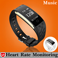 Music Control Swim Smart Wristband Band Heart Rate Monitor Fitness Bracelet Tracker Pedometer Smartband Android iOS PK fitbits