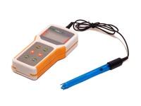 Portable Handheld pH del Tester del tester Range: 0.00 ~ 14.00pH Precisione: +-0.01pH elettrodo E201 campo uso esterno in loco