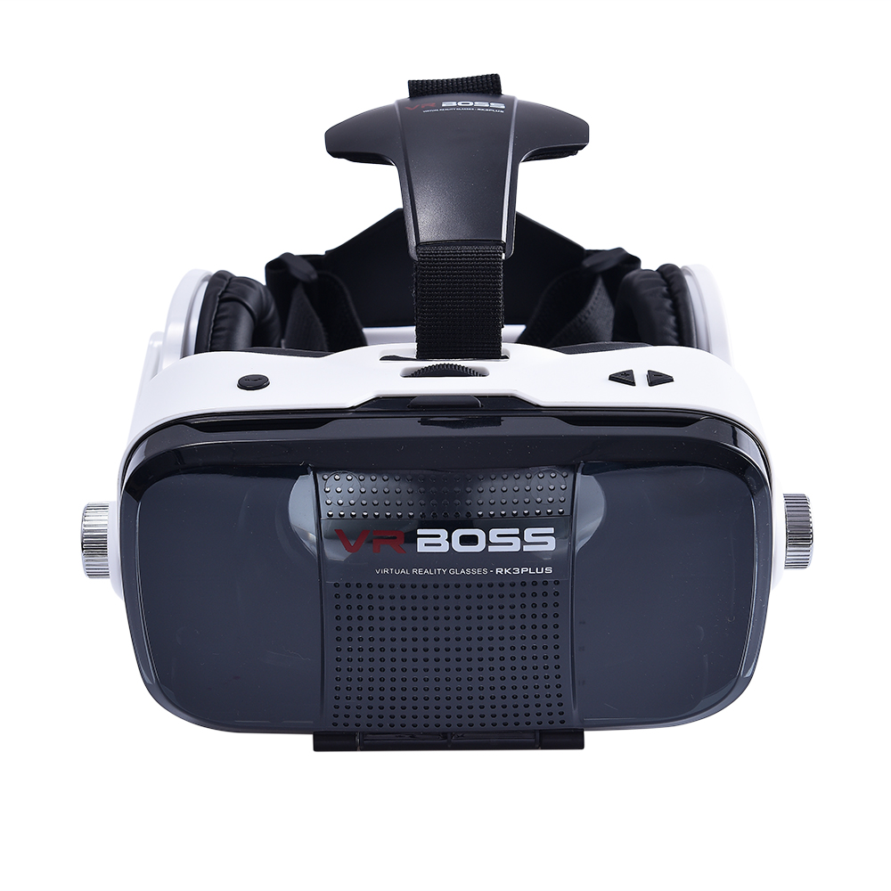 120 Degree 3D font b VR b font BOX Case Immersive Glasses Virtual Reality Game Movie