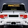 Three Ratels TZ-1168 10.8*59cm 1-2 шт Поддельные такси виниловые наклейки на авто наклейки на автомобиль автомобильная наклейка
