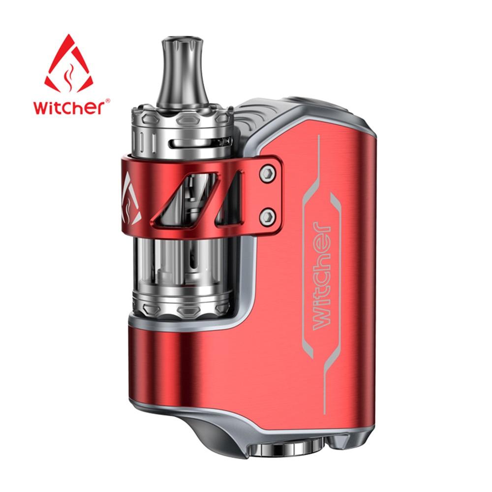 Witcher 75W TC Electronic Cigarette 5.5ml Huge Vapor Temperature Control Box Mod Vape Pen Electronic Hookah Vape Pen