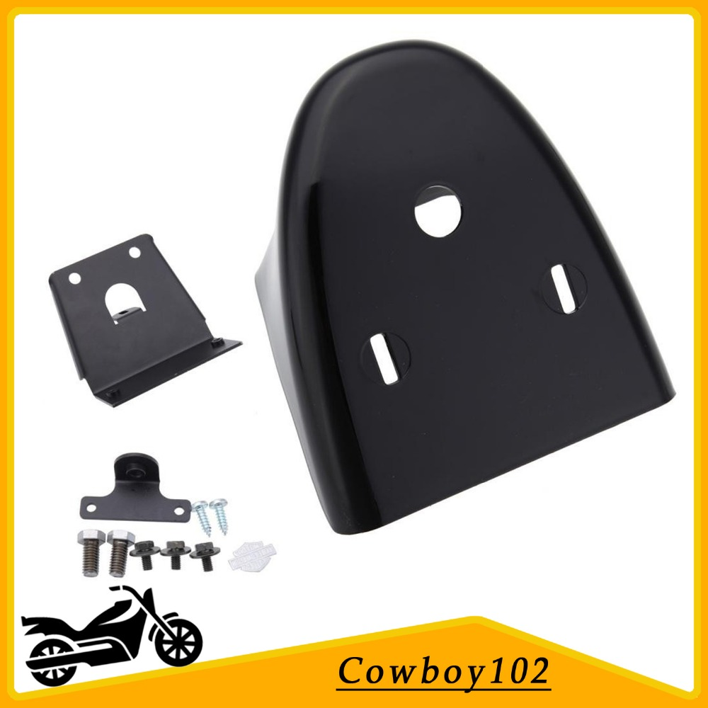 Unpainted Black Lower Fairing Front belly pan Spoiler For Harley Davidson Sportster 883 XL1200 2004 - 2014 2004 2005 2006 mtsooning timing cover and 1 derby cover for harley davidson xlh 883 sportster 1986 2004 xl 883 sportster custom 1998 2008 883l