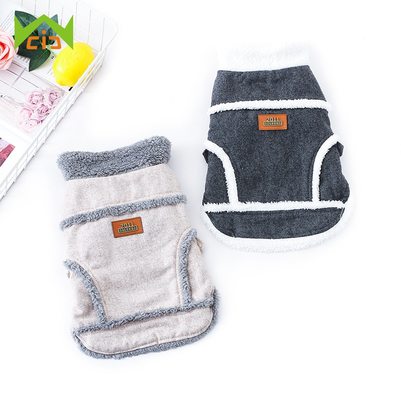 Warm Dog Clothes Pet Coat Apparel for Small Medium Large Dogs Cute Puppy Cat Clo
