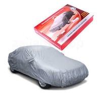 DU 450cmX170cm Durable Car Covers Sunproof Dust Proof Rain Resistant Protective Anti UV Scratch Sedan Cover
