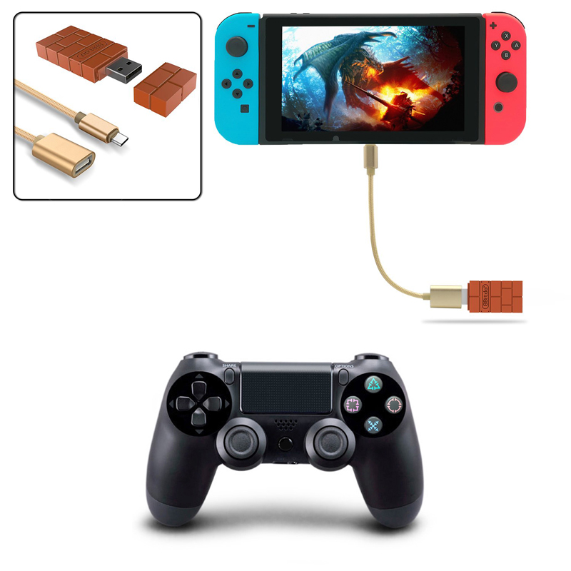 8Bitdo For PS3 USB Wireless Bluetooth Adapter Gamepad Receiver for Windows  Mac Switch Xbox one Controller for nintend switch con