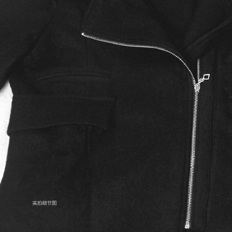 Épaississent Hiver Haut Long Chaud Manteau Vestes Oversize 6xl Noir Femmes Gamme Xl Laine Mode De Manteaux Yuwaijiaren Engrais qHFtOv1n