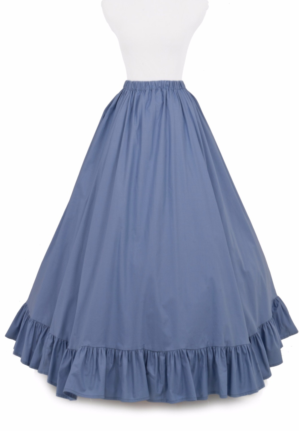 0a59a253e7 Buy gathers skirt and get free shipping on AliExpress.com