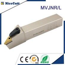 Карбид вольфрама CNC внешние Токарные Инструменты держатель MVJNR/L m-тип для VNMG160404 вставки
