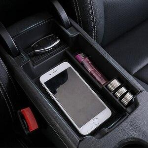 Image 5 - Per Mercedes Benz CLA GLA W176 A classe B A180 W246/ B180 2011 14 scatola portaoggetti bracciolo centrale contenitore organizzatore
