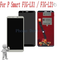 New Full LCD DIsplay Touch Screen Digitizer Assembly For Huawei P Smart FIG LX1 FIG L21