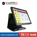 15' All in one Touch Screen Pos System Cashier register Pos Terminal