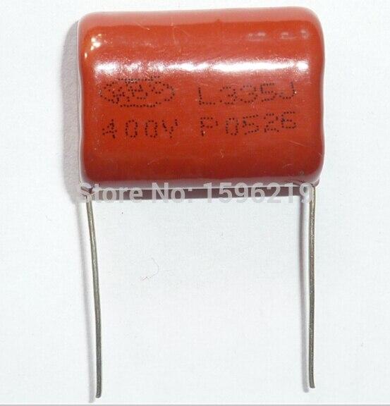 4pcs AC 335J 3.3uF 250V Audio Capacitor 335J