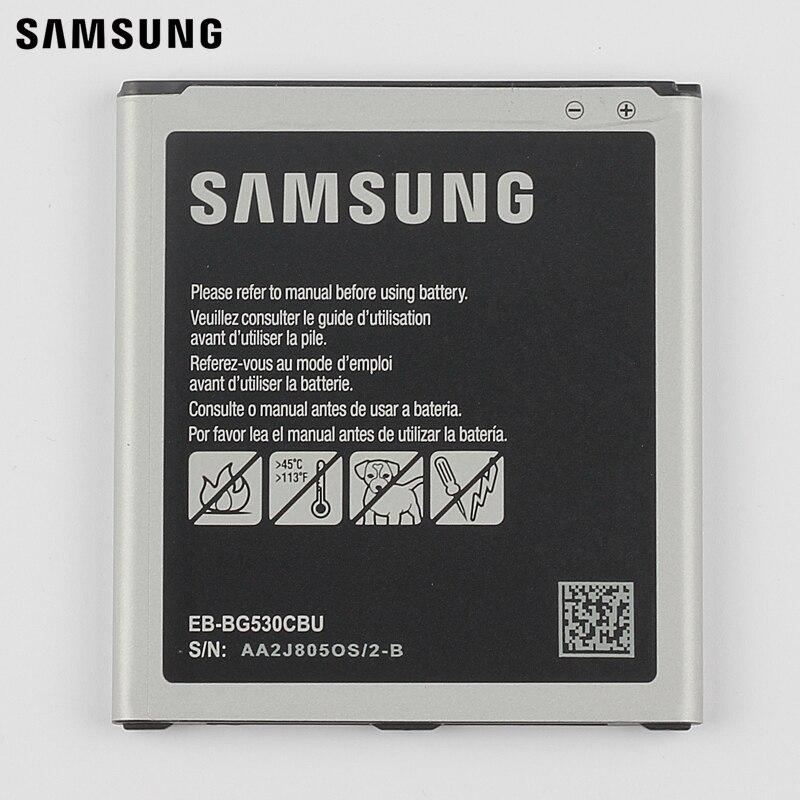 Samsung Batteria EB-BG530CBU EB-BG530BBC EB-BG531BBE Per Samsung Galaxy Gran Prime J3 2016 G530F G531 J5 2015 G530H G5308W G530