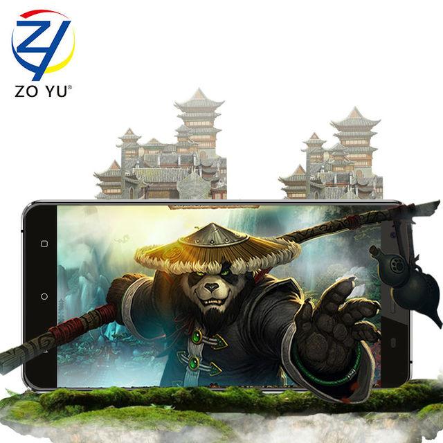 Oukitel c5pro mtk6737 smartphone 4g lte android 6.0 malvavisco teléfono móvil quad-core 1.3 ghz 2 gb + 16 gb 5.0hd 2000 mah teléfono móvil