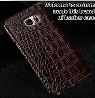 NC08 Genuine Leather Hard Protective Cover For Lenovo K5 Note Phone Case For Lenovo K5 Note
