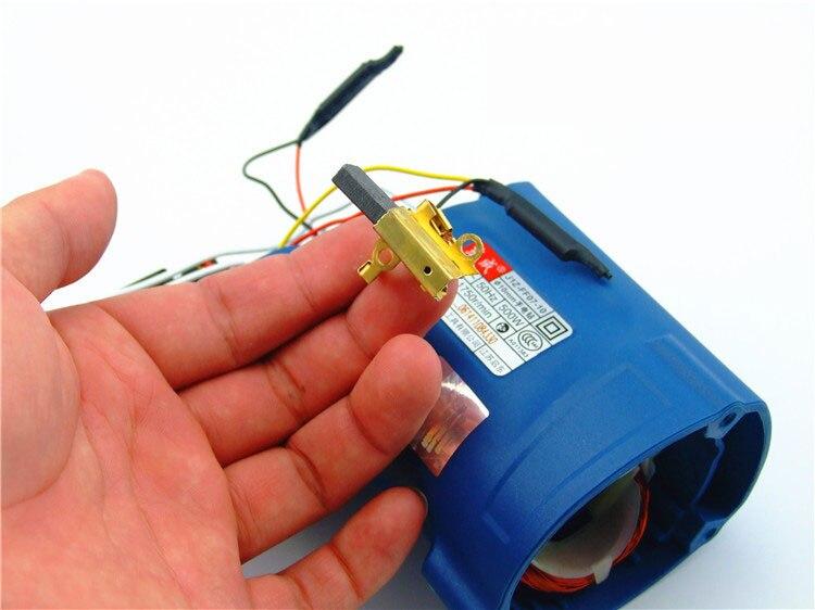 Ipari 500W kézi elektromos fúró 0-1750 ford / perc elektromos - Elektromos kéziszerszámok - Fénykép 5