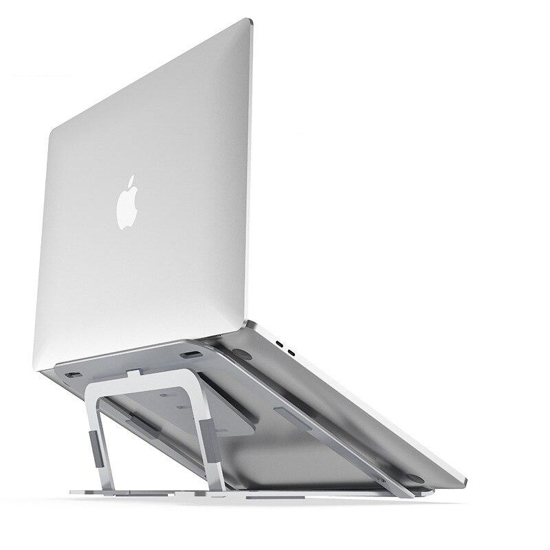 Portátil multifuncional ajustável computador portátil portátil portátil portátil mesa de mesa mesa de calor suporte macbook ipad