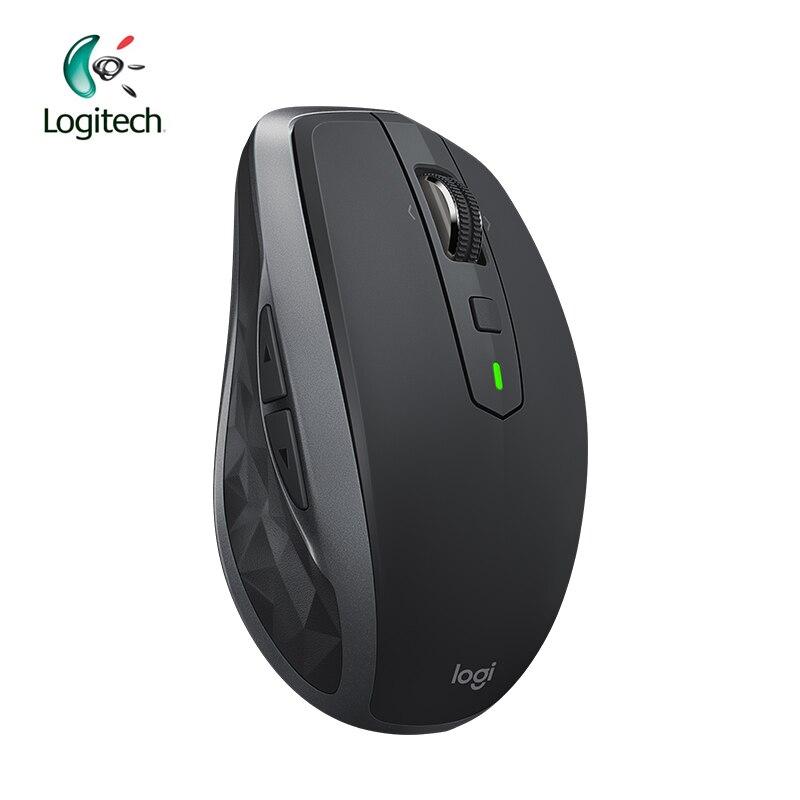 Logitech MX Partout 2 S Bluetooth Sans Fil Souris 2.4 Ghz Sans Fil et Bluetooth Nano Souris avec 4000 DPI Soutien Officiel l'agence Test