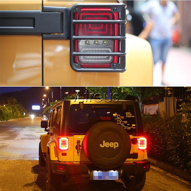 Автомобільні світлодіодні задні - Автомобільні фари - фото 6