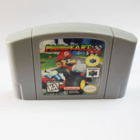 Marioed Kart Cartucho de Língua Inglês para 64 pouco EUA Versão Do Jogo de Vídeo Console
