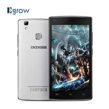 DOOGEE X5 Max X5 Max Pro Cell Phones MTK6737 Quad Core 5.0 Inch Smartphone Android 6.0 2G RAM 16G ROM Fingerprint Mobile Phone