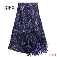 Кружевная ткань с синими блестками  кружевная ткань с кисточками  французская кружевная ткань с африканскими блестками  кружевная ткань из ...