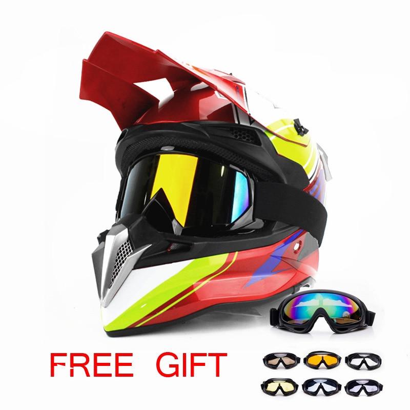 new motorcycle helmet Downhill Cross helmet Mountain bike helmet FOR casco moto helmet