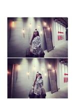 2015 новый зимний корейской ретро милый мультфильм шаблон и цвет граффити близкий друг сестры наряд кофты женский