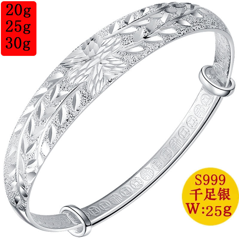 2019 Real Limited Armbanden Voor Vrouwen 999 Flowers Flower Nail Sand Bracelet Elegant National Wind All Over The Sky Push-pull 2019 Real Limited Armbanden Voor Vrouwen 999 Flowers Flower Nail Sand Bracelet Elegant National Wind All Over The Sky Push-pull