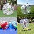 1.2 M Goma Parachoques Fútbol Cuerpo Inflable Bola Del Zorb PVC Balón de Fútbol Burbuja Humana Al Aire Libre Juguetes de Los Deportes
