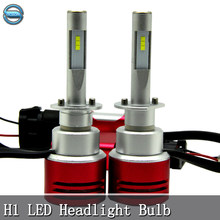 V5 Auto Headlight Bulb H1 30w Car LED Headlights 4200lm 6000k Fog Lamp Conversion Kit H3 H4 H7 H11 9005 9006 9012 D1S D2S(China)