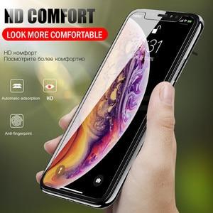 Image 5 - 9 h 強化ガラス xs 最大 xr × 11 プロマックス保護スクリーンプロテクター iphone 6 6s 7 8 プラス 5 5 s 、 se ケース