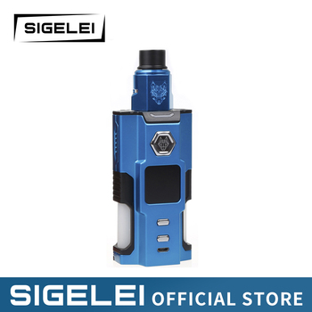 Snowwolf Vfeng Squonk vape kit MOD and atomizer from SIGELEI e electronic cigarette цена 2017