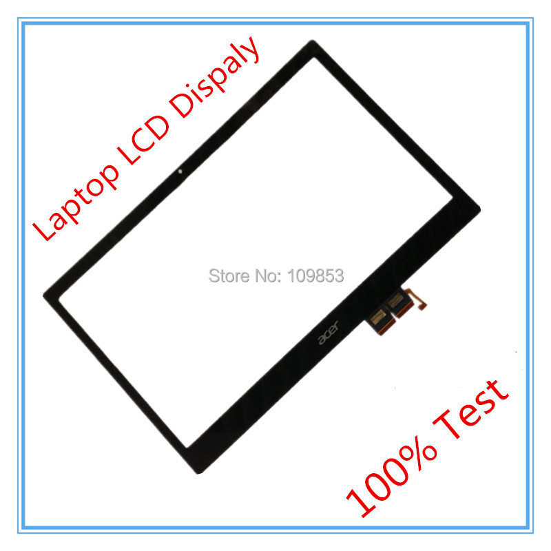 15.6 Replacement touch digitizer Screen For Acer Aspire V5-571 V5-571P V5-571PGB only touch panel new 15 6 foracer aspire v5 571 v5 571p v5 571pg touch screen digitizer glass replacement frame