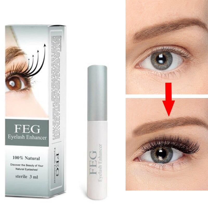 FEG Eyelash Enhancer Wimper Serum Lashes Lamination For Eyelashes Growth Lifting Eyes