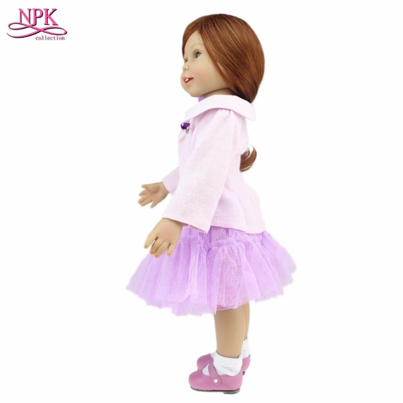 45 cm/18 pulgadas americana muñeca princesa muñeca lindo suave de ...