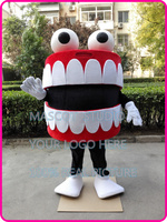 Oral cavity mascot costume teeth tooth mascot ustom fancy costume anime cosplay kits mascotte fancy dress carnival costume 41429