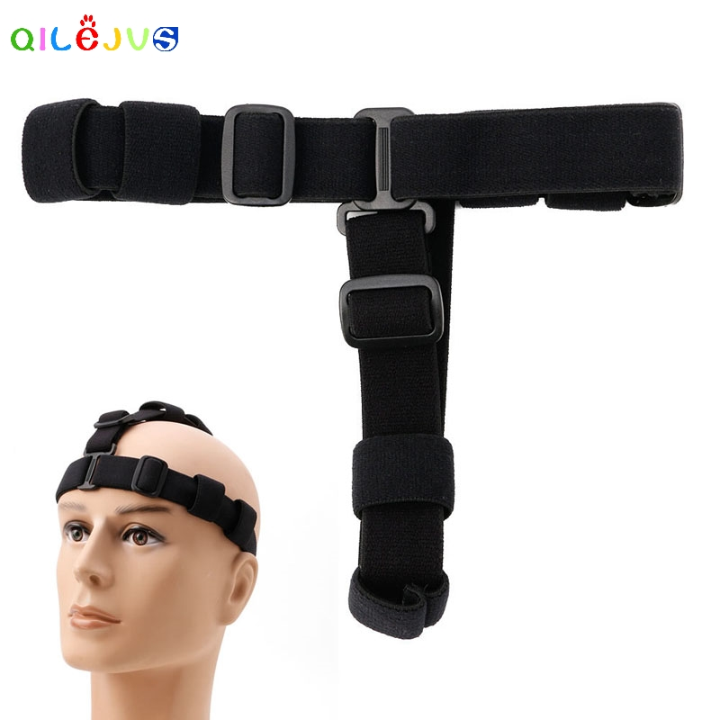 Elastic Adjustable Headband Belt Lamp Headlight Head <font><b>Strap</b></font> For 18650 Flashlight