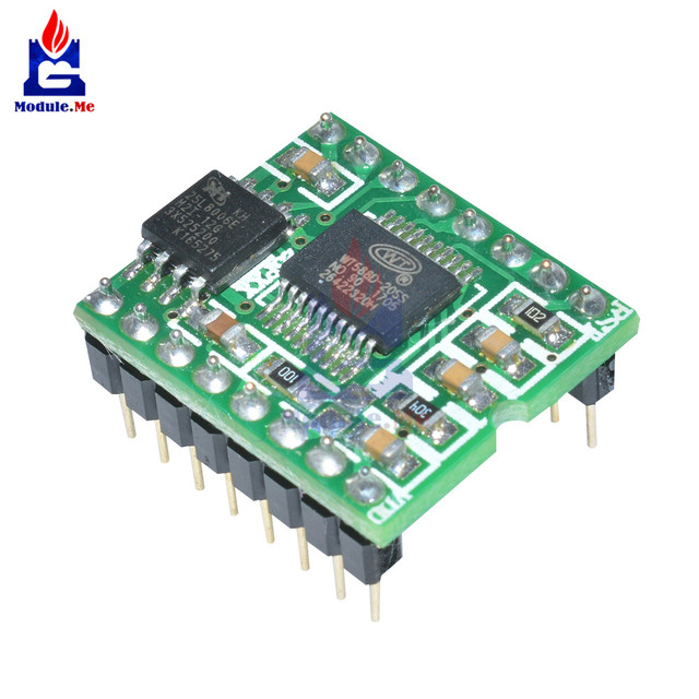 US $1 89 |High quality WT588D 16PV11 Voice Module Sound Module Audio Player  Expansion Board for Arduino-in Integrated Circuits from Electronic