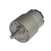 цена на 37GB520 reducer motor Micro DC motor 6V 12V 24V dc gear motor Large torque motor 7~960RPM linearmotor vibration motor 1.3W