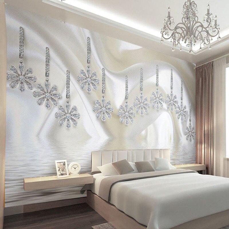 Beibehang custom 3d wall murals wallpaper european style ...