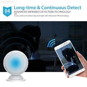 Image 4 - Neo coolcam casa inteligente z wave mais pir sensor de movimento detector de temperatura sensor lux onda z sistema de alarme sensor de movimento