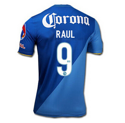 Mexico Club America Jersey Soccer 15 16 FC Miguel Layun Jersey Football J.MOLINA  Raul MICKY O.MARTINEZ L.MENDOZA P.AGUILAR-in Soccer Jerseys from Sports ... 86c969835