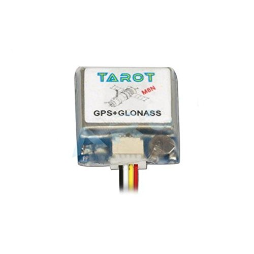 Tarot Mini High Precision 10HZ GPS with Glonass Module Dual Mode TL2970  for RC FPV Racer Drone RC Multicopter F20388 tp760 765 hz d7 0 1221a